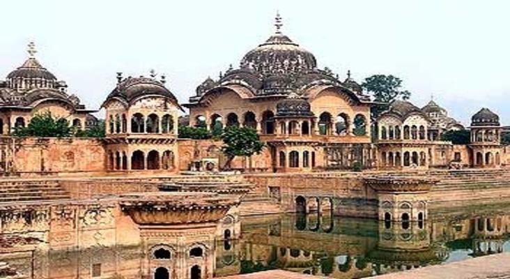 克里什纳·詹马布米印度教寺院旅游景点风景