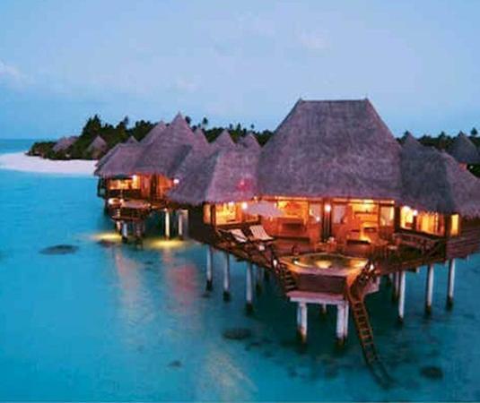 马尔代夫椰子树波杜岛旅游景点介绍