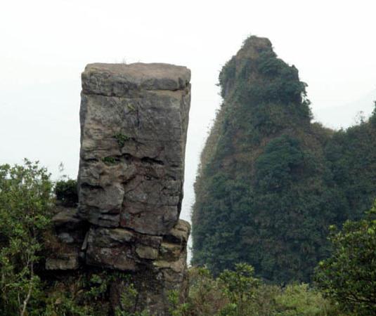 王岗山旅游景点风景