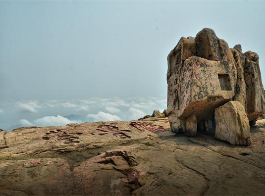 泰山区旅游景点风景