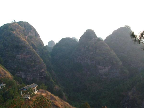 九峰山风景区